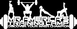 Mr America Training Camp Logo